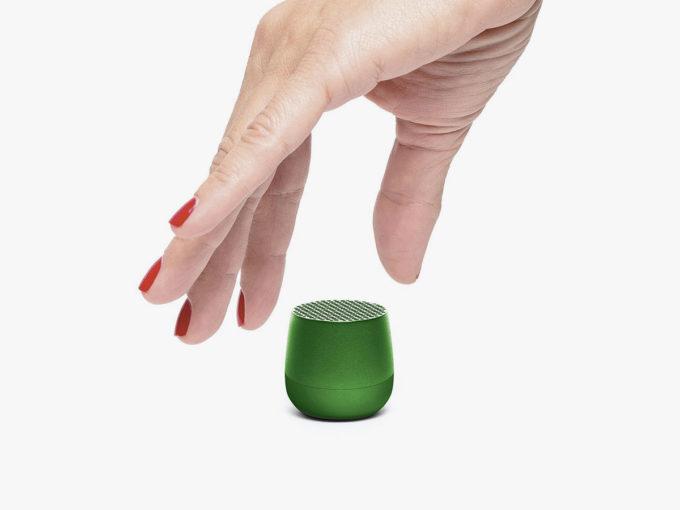 lexon mino bežični zvučnik zeleni 2