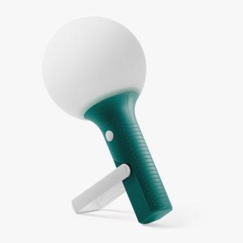 lexon bolla bežična prijenosna lampa zelene boje