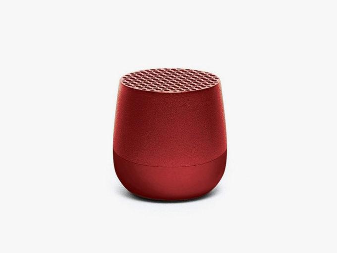 lexon mino bežični zvučnik crvene boje