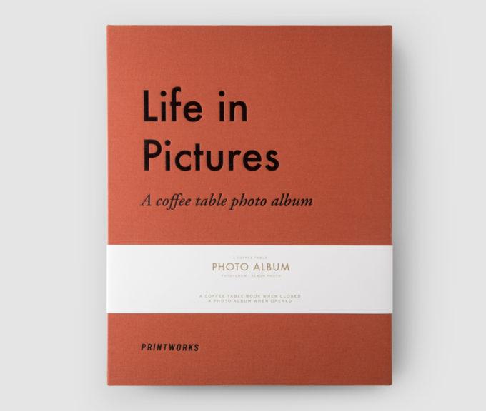 printworks fotoalbum sa antpisom life in pictures naslovnica