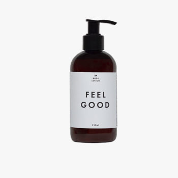 MEN'S SOCIETY FEEL GOOD BODY LOTION NATURAL INGREDIENTS