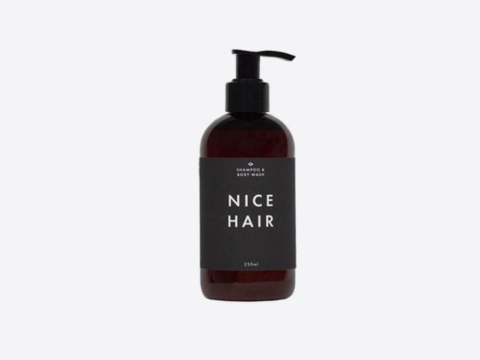 men's society nice hair - šampon za kosu od prirodnih sastojaka