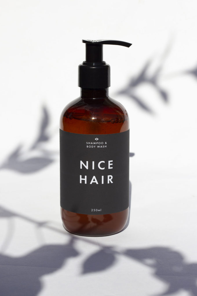 men's society nice hair - šampon za kosu od prirodnih sastojaka lifestyle