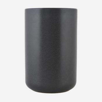 nicolas vahe keramička crna posuda za kuhinjski pribor