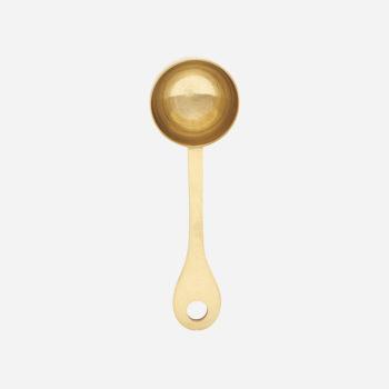 nicolas vahe žličica za vađenje kave zlatne boje