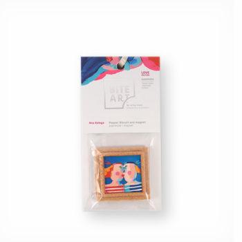 bite art paprenjak i magnet - love edition Ana Kolega pakiranje