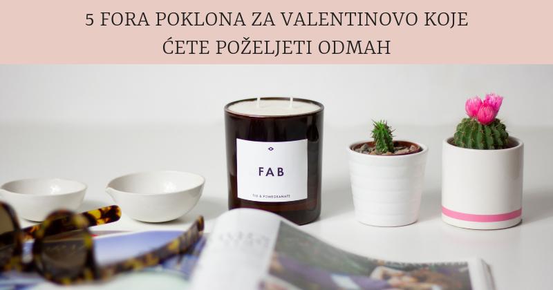 selectedd pokloni za valentinovo banner
