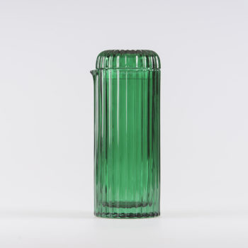 DOIY SAGUARO GREEN CARAFE MADE FROM GLASS