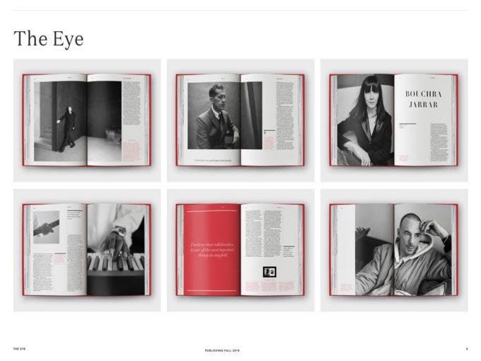 the eye knjiga o razvijanju vizije otvorena primjeri