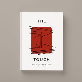 the touch knjiga o dizajnu prostora naslovnica