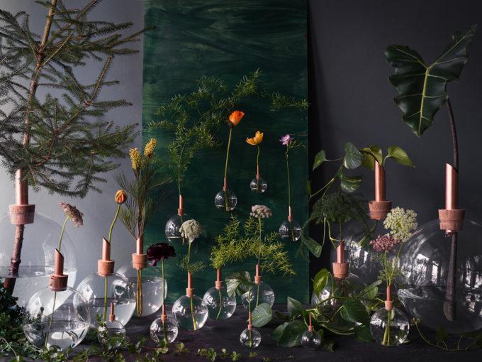 scandinavia form glasilium vaze xs, s, m i l za cvijeće lifestyle