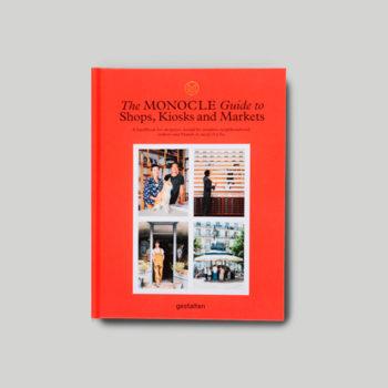 monocle knjiga vodič po trgovinama, kioscima i marketima naslovnica