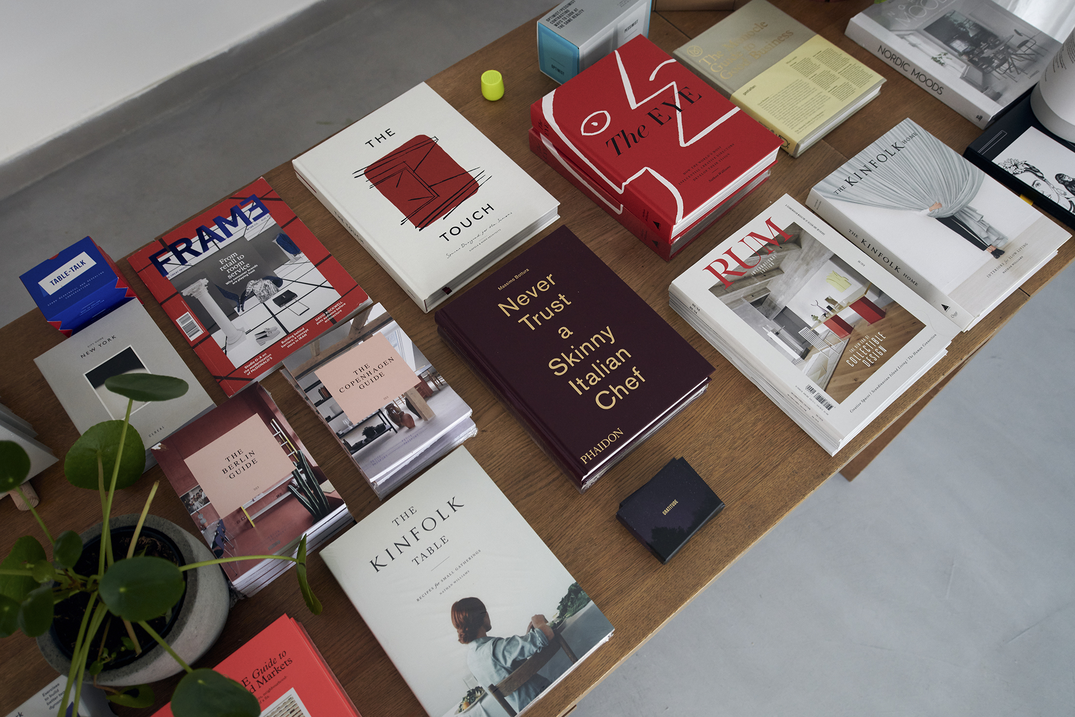 Selectedd literatura