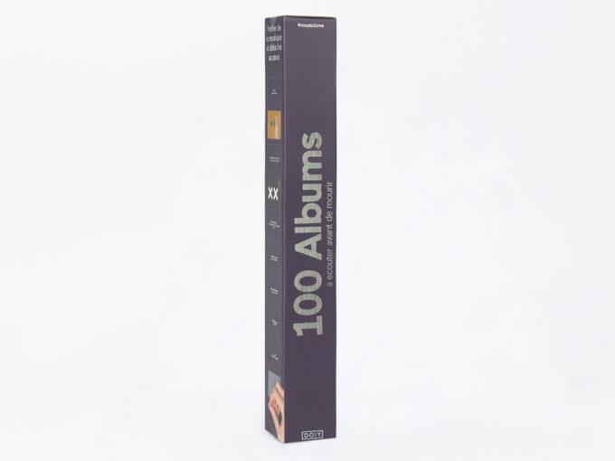doiy poster 100 albuma koje morate poslušati u životu kutija