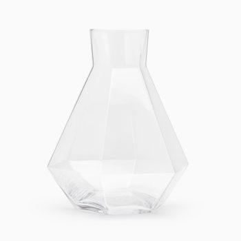 Puik Rare dekanter stakleni vrč i vaza u obliku dijamanta