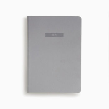 MI GOALS 2020 GOAL DIARY GREY NOTEBOOK FOR BETTER PRODUCTIVITY