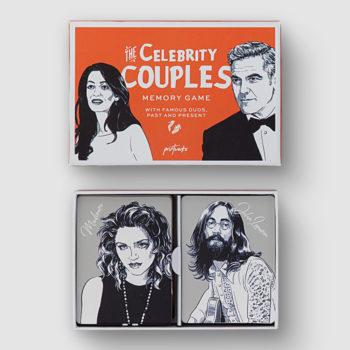 printworks društvena memory igra sa slavnim parovima otvorena