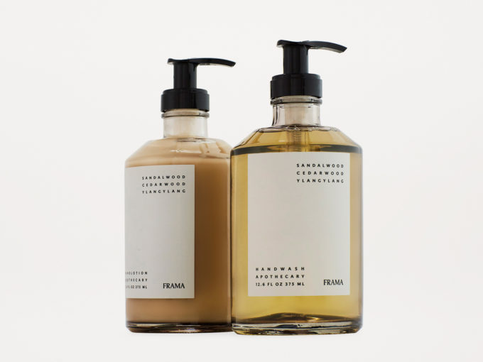 frama st pauls apothecary losion i tekući sapun za ruke sandalovina cedar i ylang ylang