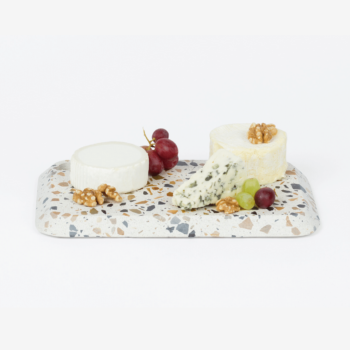 DOIY TERRAZZO SERVING BOARD M LIFESTYLE EXAMPLE