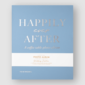 PRINTWORKS FOTO ALBUM - HAPPILY EVER AFTER01